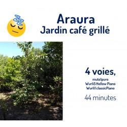 Jardin du Café grillé  Araura