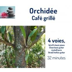 Café Grillé  Orchidée