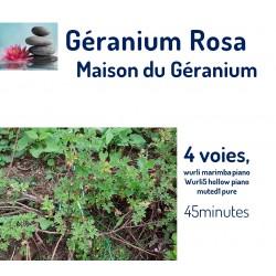 Maison du Géranium...
